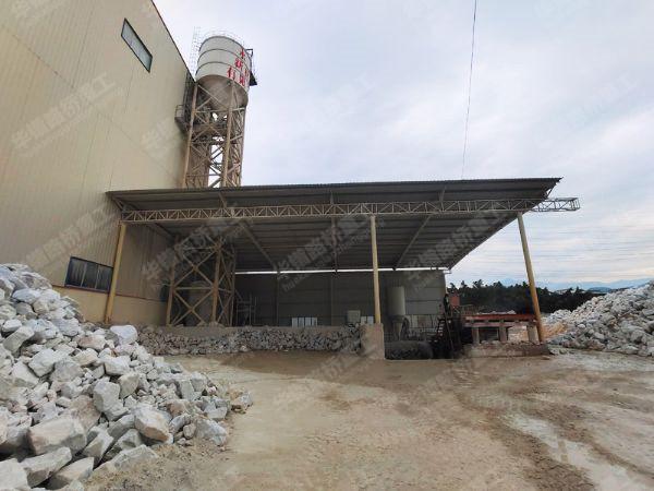 洗矿及粉磨设备应用现场